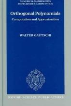 Walter Gautschi Orthogonal Polynomials
