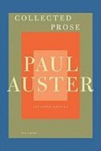 Auster, Paul Collected Prose