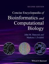 Hancock, John M. Concise Encyclopaedia of Bioinformatics and Computational Biology