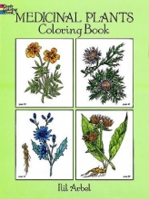 Ilil Arbel Medicinal Plants Coloring Book