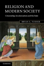 Turner, Bryan S Religion and Modern Society