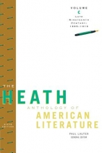 The Heath Anthology of American Literature 3 Volume Set
