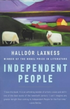 Laxness, Halldor Independent People
