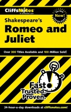 Connolly, Annaliese F. CliffsNotes on Shakespeare`s Romeo and Juliet