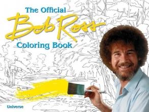 Bob Ross Bob Ross Coloring Book