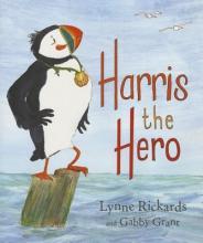 Richards, Lynne Harris the Hero