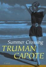 Capote, Truman Summer Crossing