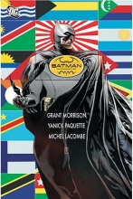 Morrison, Grant Batman Incorporated