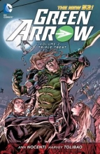 Nocenti, Ann Green Arrow 2