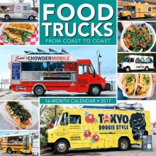 From the Book Food Truck Road Trip, A. C Cal 2017-Food Trucks from Coast to Coast