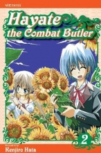 Hata, Kenjiro Hayate the Combat Butler 2