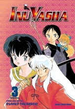 Takahashi, Rumiko InuYasha, Volume 3