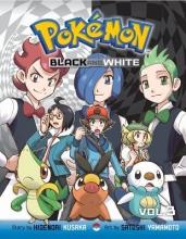 Hidenori, Kusaka Pokemon Black and White, Volume 3
