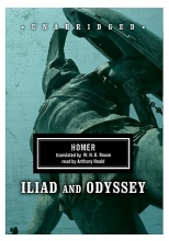 Homer Iliad and Odyssey