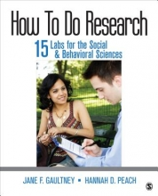 Jane F. Gaultney,   Hannah D. Peach How To Do Research