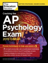 The Princeton Review Cracking the AP Psychology Exam, 2019