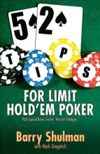 Shulman, Barry 52 Tips for Limit Hold`em Poker