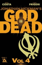 Costa, Mike God Is Dead Volume 4