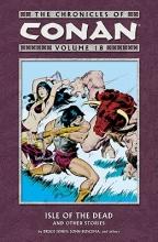Jones, Bruce,   Grant, Steven Chronicles of Conan 18