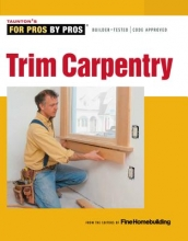 Fine Homebuilding Trim Carpentry