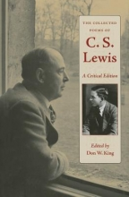 Lewis, C. S. The Collected Poems of C. S. Lewis