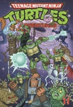 Teenage Mutant Ninja Turtles Adventures 11