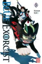 Kato, Kazue Blue Exorcist 08