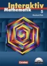 Mathematik interaktiv 5. Schuljahr - Schülerbuch mit CD-ROM. Ausgabe Rheinland-Pfalz