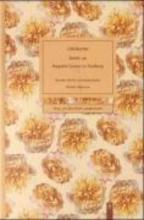 Goethe, Johann Wolfgang von Briefe an Augusta Louise zu Stolberg