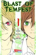 Saizaki, Ren Blast Of Tempest 01
