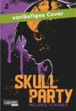 Schober, Melanie Skull Party 02
