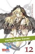 Mochizuki, Jun Pandora Hearts 12