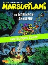Franquin, André Marsupilami 02: Die Robinson-Akademie