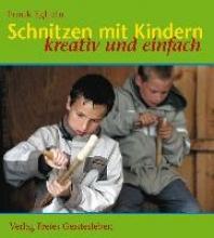 Egholm, Frank Schnitzen mit Kindern