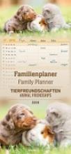 Familienplaner Tierfreundschaften 2018