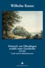 Kunze, Wilhelm Heinrich von Ofterdingen erzhlt seine Geschichte