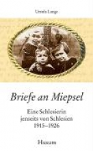 Lange, Ursula Briefe an Miepsel
