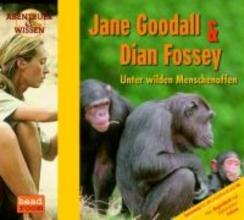 Nielsen, Maja Jane Godall und Dian Fossey. Gerstenberg-Edition