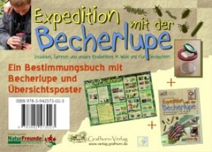 Helmreich, Christian Expedition mit der Becherlupe
