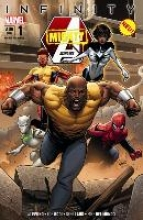 Ewing, Al Mighty Avengers 01