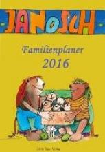 Janosch Familienplaner 2016