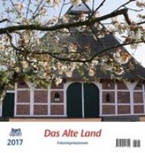 Das Alte Land 2017 Postkartenkalender