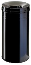 , Papierbak met vlamdover Durable 3326-01 30liter zwart