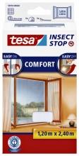, Insectenhor Tesa 55918 voor raam 1,2x2,4m wit