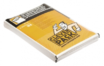 , Envelop CleverPack luchtkussen nr18 290x370mm wit 10stuks