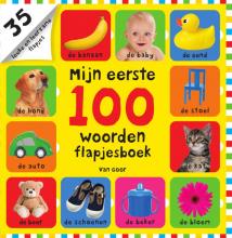 Nathalie Boyd , Mijn eerste 100 woorden flapjesboek