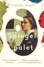 Jennifer Higgie , Spiegel en palet