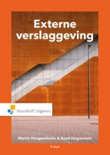E.M. Drs. van der Veer H.J. Drs. Bouwer  D.H. Dr. van Offeren, Externe verslaggeving