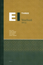 Everett Rowson Kate Fleet  Gudrun Krämer  Denis Matringe  John Nawas, Encyclopaedia of Islam Three Yearbook 2013