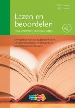G.J: Jansen W.S. Jansen, Lezen en beoordelen van onderzoekspublicaties